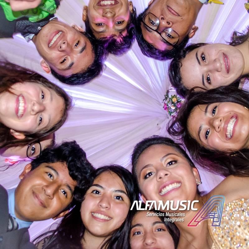 DJ, XV, boda, alfamusic