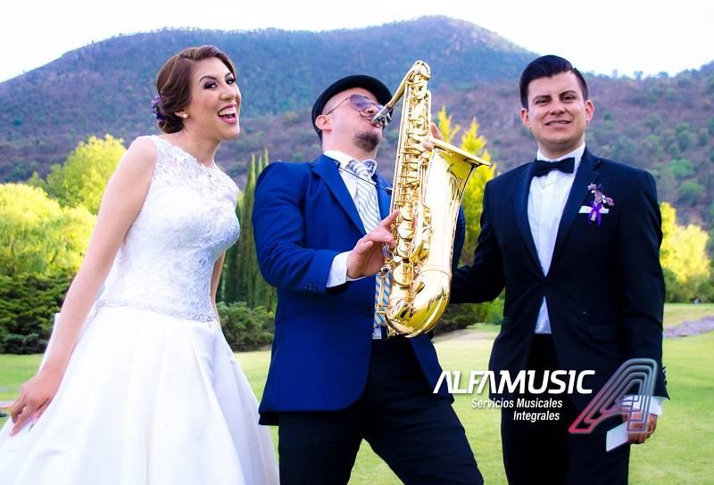 boda, jazz, cuerdas