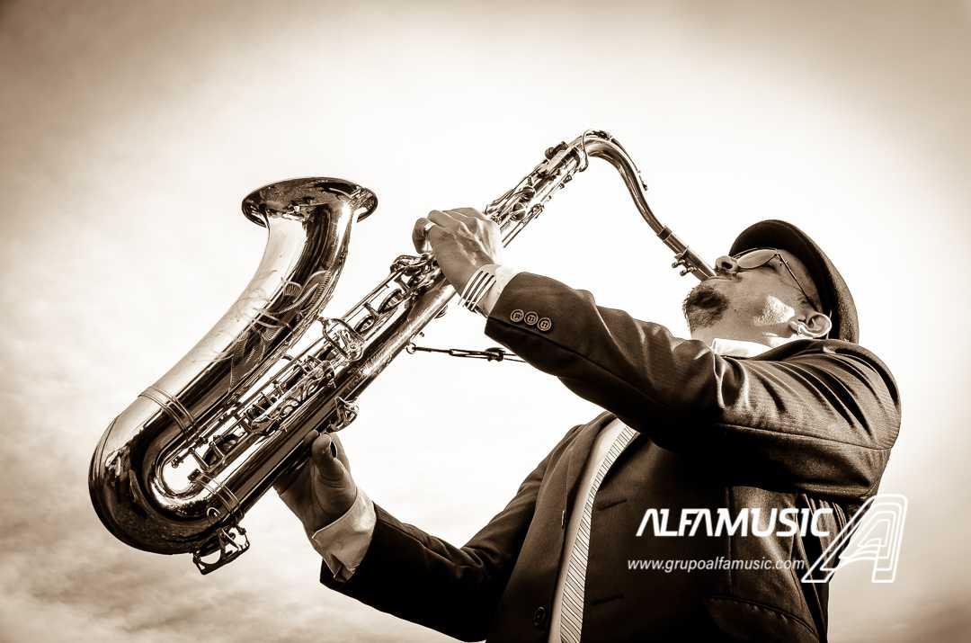 jazz, boda, música en vivo